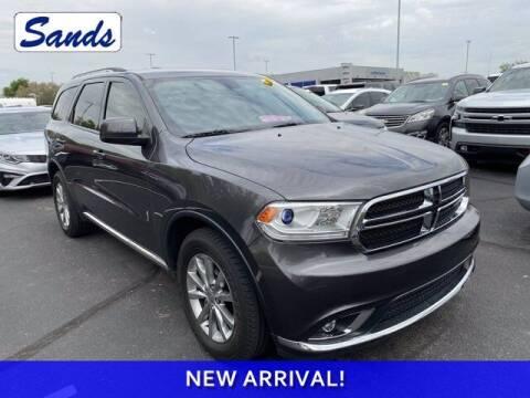 2018 Dodge Durango for sale at Sands Chevrolet in Surprise AZ