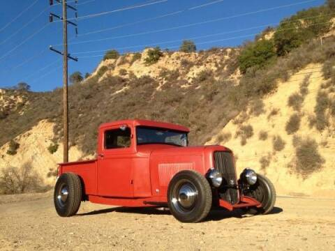 1934 Ford F-150 for sale at Haggle Me Classics in Hobart IN