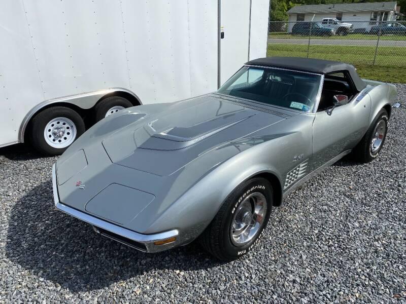 1971 Chevrolet Corvette for sale at F & A Corvette in Colonial Beach VA