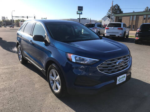 2020 Ford Edge for sale at Carney Auto Sales in Austin MN