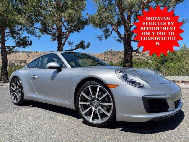 2019 Porsche 911 for sale in Yorba Linda, CA