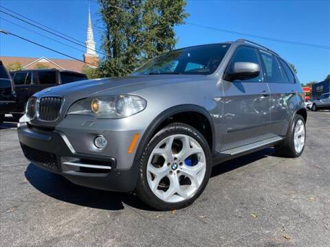 2008 BMW X5 for sale at iDeal Auto in Raleigh NC