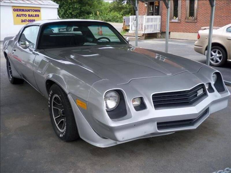 1980 Chevrolet Camaro for sale at Germantown Auto Sales in Carlisle OH