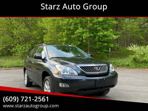 2009 Lexus RX 350 for sale at Starz Auto Group in Delran NJ