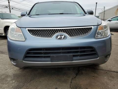 2008 Hyundai Veracruz for sale at RMB Auto Sales Corp in Copiague NY