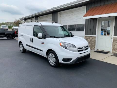 2016 RAM ProMaster City Cargo for sale at PARKWAY AUTO in Hudsonville MI