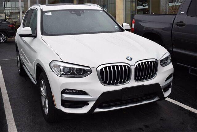 2020 BMW X3 for sale at BOB ROHRMAN FORT WAYNE TOYOTA in Fort Wayne IN