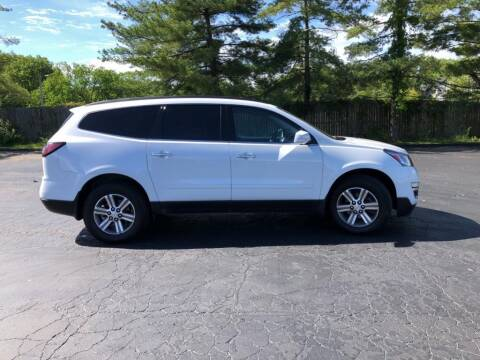 2017 Chevrolet Traverse for sale at St. Louis Used Cars in Ellisville MO