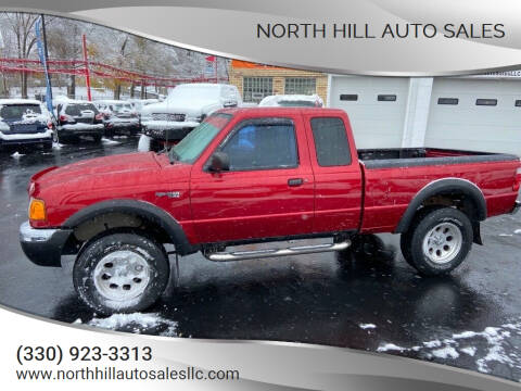 2001 Ford Ranger for sale at North Hill Auto Sales in Akron OH