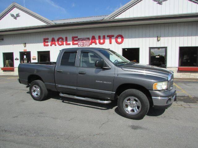 2004 Dodge Ram Pickup 1500 for sale at Eagle Auto Center in Seneca Falls NY