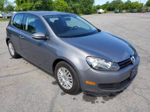 2010 Volkswagen Golf for sale at 518 Auto Sales in Queensbury NY