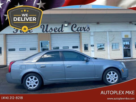 2006 Cadillac CTS for sale at Autoplex 2 in Milwaukee WI
