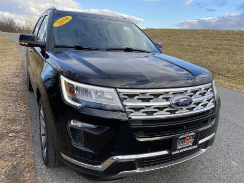 2018 Ford Explorer for sale at Mr. Car LLC in Brentwood MD