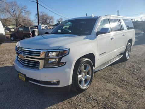 2018 Chevrolet Suburban for sale at CHURCHILL AUTO SALES in Fallon NV