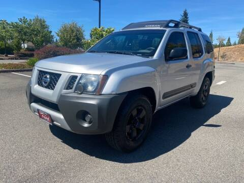 2011 Nissan Xterra for sale at Apex Motors Inc. in Tacoma WA