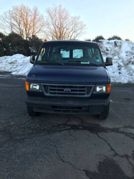 2006 Ford E-Series Wagon for sale at Elwan Motors in West Long Branch NJ