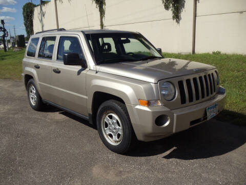 2009 Jeep Patriot for sale at Metro Motor Sales in Minneapolis MN