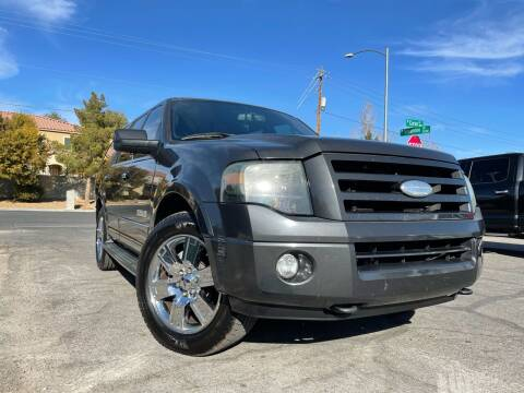 2007 Ford Expedition for sale at Boktor Motors in Las Vegas NV