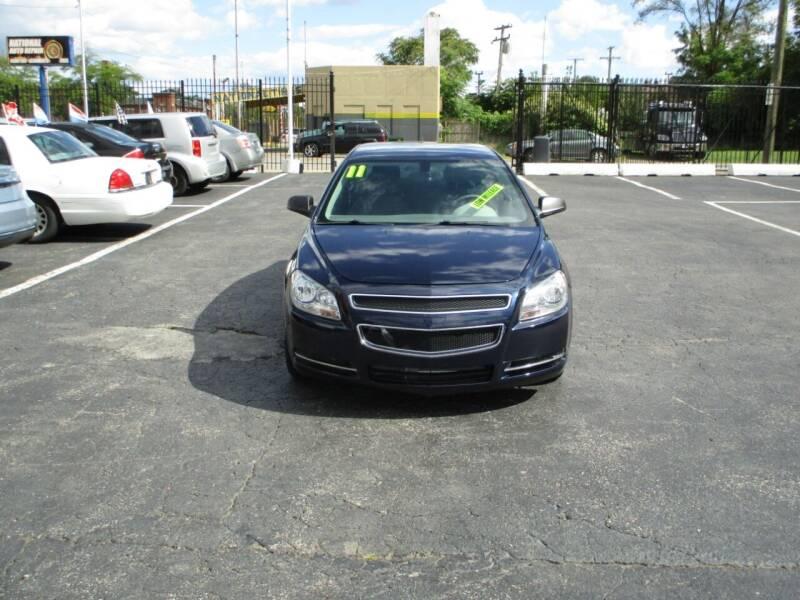 2011 Chevrolet Malibu for sale at Highway Auto Sales in Detroit MI