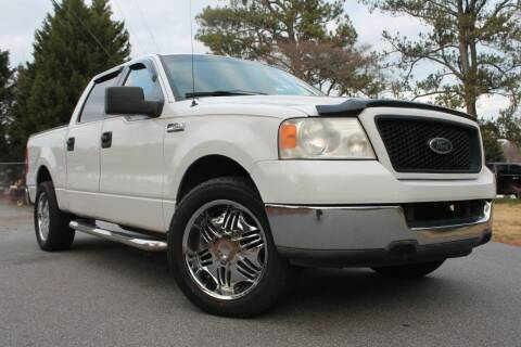 2005 Ford F-150 for sale at CAR STOP INC in Duluth GA