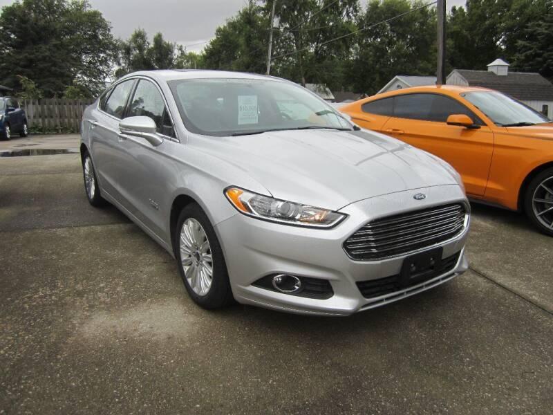 2016 Ford Fusion Energi for sale in Fairbury, IL