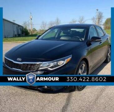 2019 Kia Optima for sale at Wally Armour Chrysler Dodge Jeep Ram in Alliance OH