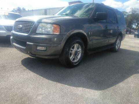2003 Ford Expedition for sale at JacksonvilleMotorMall.com in Jacksonville FL