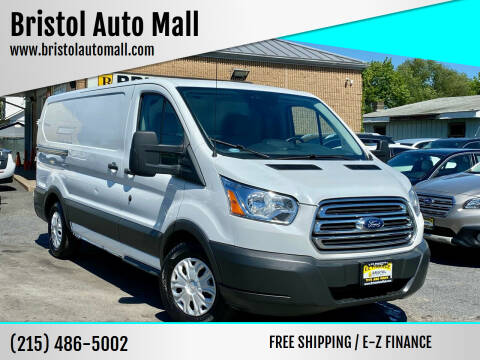 2016 Ford Transit Cargo for sale at Bristol Auto Mall in Levittown PA