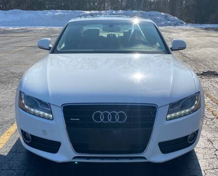 2008 Audi A5 for sale at Select Auto Brokers in Webster NY