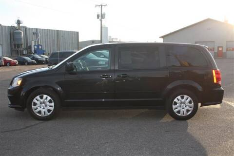 2016 Dodge Grand Caravan for sale at SCHMITZ MOTOR CO INC in Perham MN