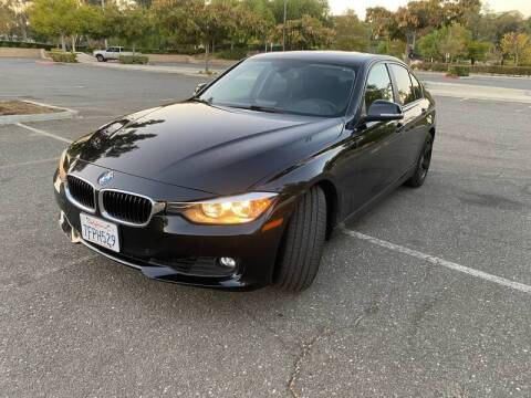 2014 BMW 3 Series for sale at Fiesta Motors in Winnetka CA