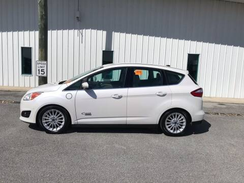2014 Ford C-MAX Energi for sale at Knoxville Wholesale in Knoxville TN