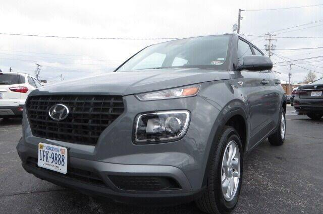 2021 Hyundai Venue for sale at Eddie Auto Brokers in Willowick OH