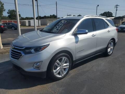2018 Chevrolet Equinox for sale at Savannah Motor Co in Savannah TN