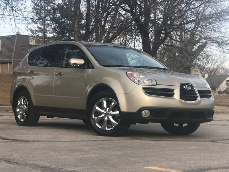 2007 Subaru B9 Tribeca for sale at Used Cars and Trucks For Less in Millcreek UT