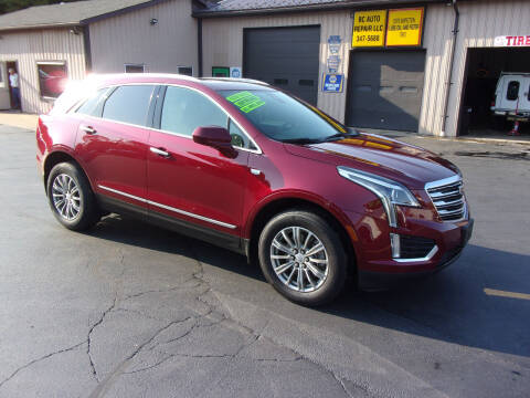 2017 Cadillac XT5 for sale at Dave Thornton North East Motors in North East PA
