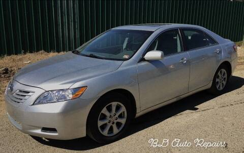 2007 Toyota Camry for sale at BD Auto Sales in Richmond VA