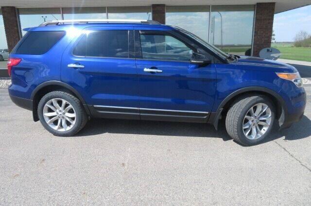 2013 Ford Explorer for sale at DAKOTA CHRYSLER CENTER in Wahpeton ND