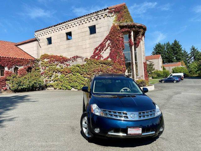 2007 Nissan Murano for sale at EZ Deals Auto in Seattle WA