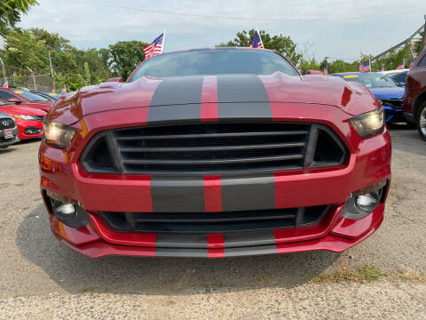 2016 Ford Mustang for sale at Nasa Auto Group LLC in Passaic NJ