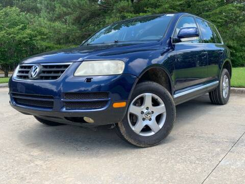 2004 Volkswagen Touareg for sale at Global Imports Auto Sales in Buford GA