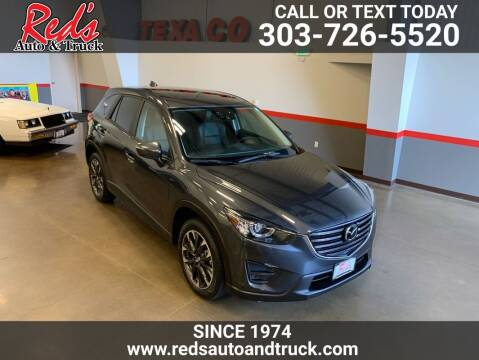 2016 Mazda CX-5 for sale at Red's Auto and Truck in Longmont CO