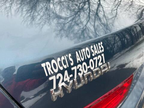 2006 Hyundai Sonata for sale at Trocci's Auto Sales in West Pittsburg PA