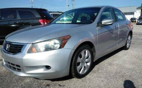 2008 Honda Accord for sale at JacksonvilleMotorMall.com in Jacksonville FL