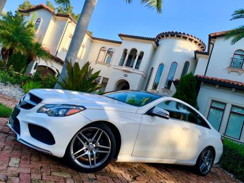 2016 Mercedes-Benz E-Class for sale at Mirabella Motors in Tampa FL