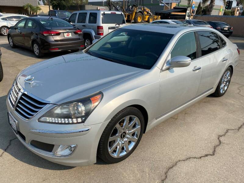 2013 Hyundai Equus for sale at Approved Autos in Bakersfield CA