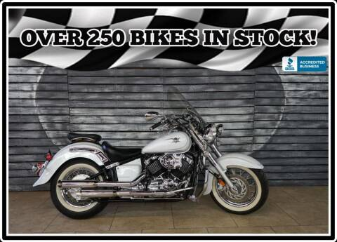 2007 Yamaha V-Star for sale at Motomaxcycles.com in Mesa AZ