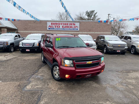2007 Chevrolet Tahoe for sale at Brothers Auto Group in Youngstown OH