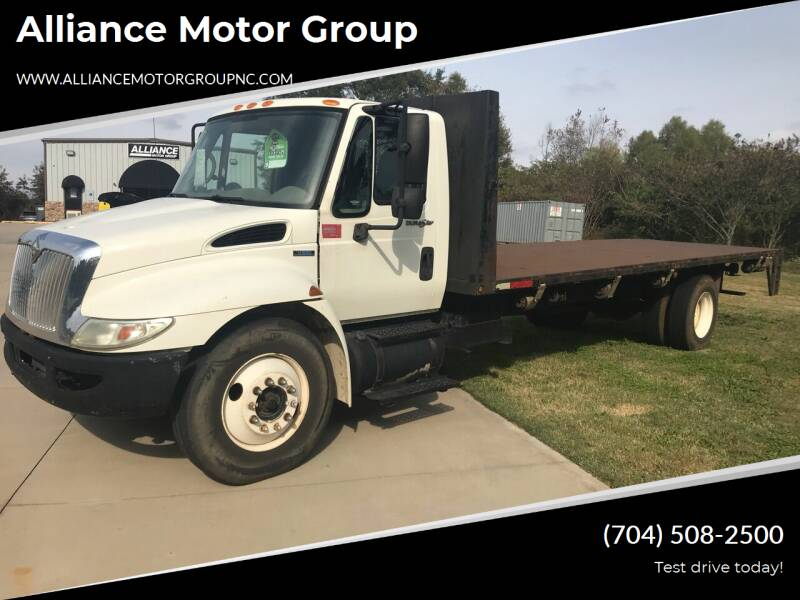 2008 International 4300 for sale at Alliance Motor Group in Troutman NC