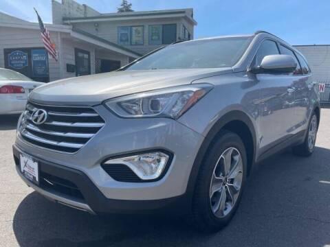 2015 Hyundai Santa Fe for sale at Xtreme Truck Sales in Woodburn OR